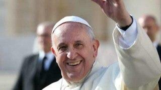 Coronavirus Lockdown: इतिहास में पहली बार पोप ने अकेले मनाया Holy Week, इसी सप्ताह है गुड फ्राइडे