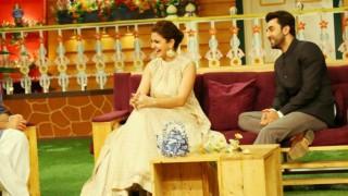The Kapil Sharma Show: Anushka Sharma & Ranbir Kapoor have a gala time promoting Ae Dil Hai Mushkil!
