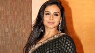 AWESOME! Rani Mukerji to make comeback after 2 years of Mardaani