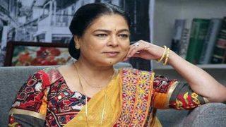 Reema Lagoo, veteran Bollywood actor, dies at 59 after cardiac arrest
