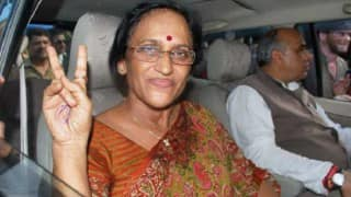 Congress veteran Rita Bahuguna Joshi to join BJP ahead of UP elections; brother Vijay Bahuguna denies