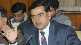 World community must intervene to end atrocities in Gilgit-Baltistan: RK Singh