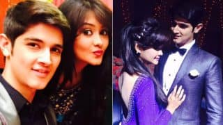 Bigg Boss 10: BB10 contestant Rohan Mehra receives sweetest gift from girlfriend Kanchi Singh!