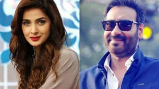 CONFIRMED! Ajay Devgn's upcoming flick Shivaay does not feature Pakistani actress Saba Qamar