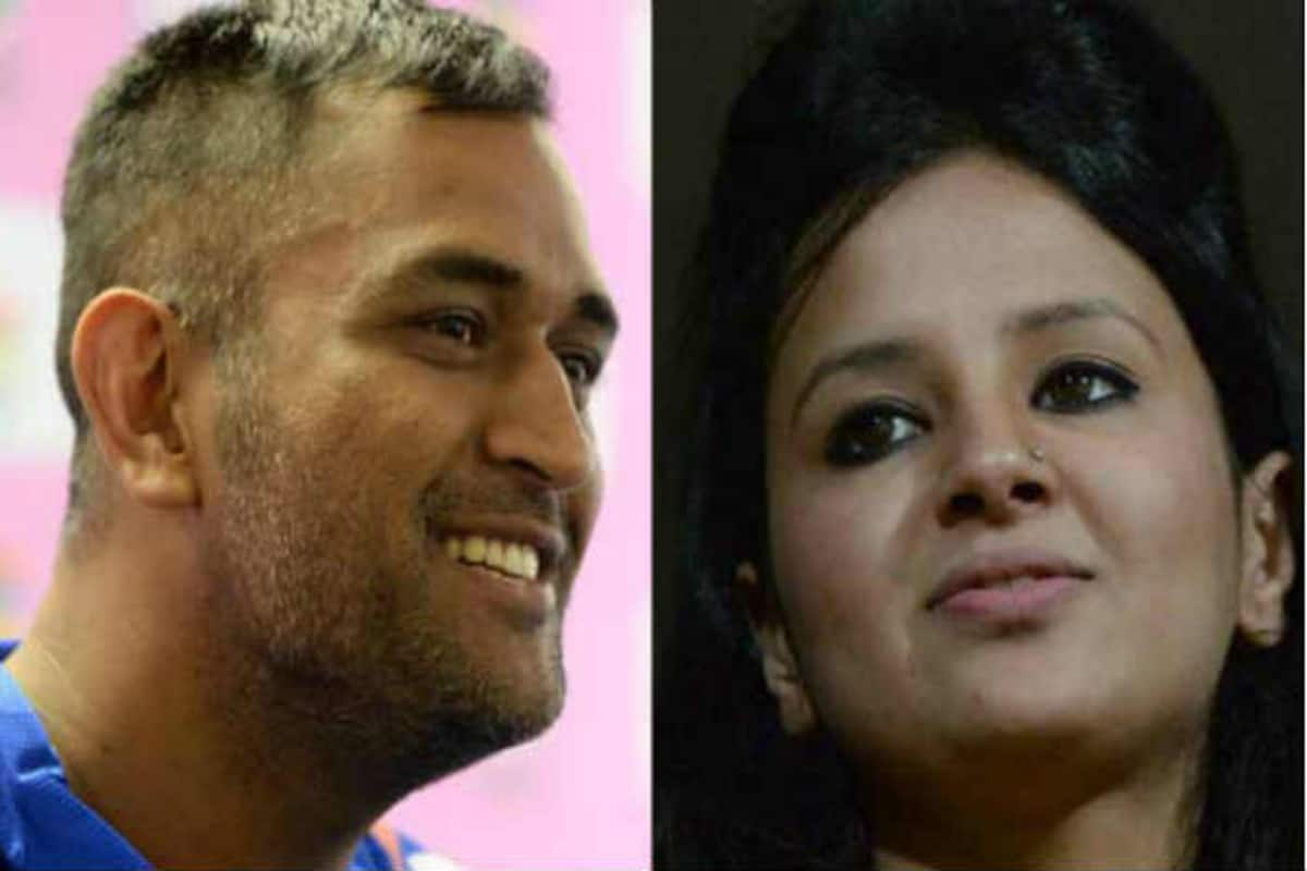 DhoniStepsDown: wife Sakshi and other fans interesting twitter ...