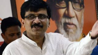 Maharashtra Govt Formation: 'Satyamev Jayate', Tweets Shiv Sena's Sanjay Raut as SC Orders Open Ballot Floor Test Tomorrow