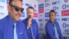 India vs New Zealand: Scott Styris forced to leave the commentary box during the third ODI!