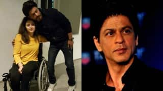 Shah Rukh Khan gets disabled fan to walk, proves he is 'King Khan' for a reason