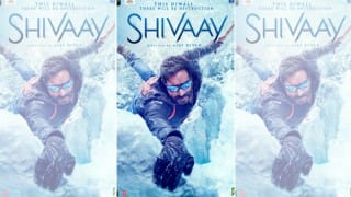 Bollywood Star Couple Ajay Devgn and Kajol Discuss Upcoming Movie 'Shivaay'