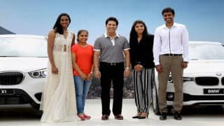 Dipa Karmakar to drive gifted BMW car on newly built roads in Tripura