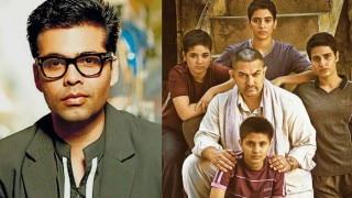 Dangal movie review: Karan Johar is SPEECHLESS after watching Aamir Khan's film