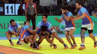 India vs Thailand Highlights & Result, Kabaddi World Cup 2016: Hosts India thrash Thailand 73-20, to take on Iran in final
