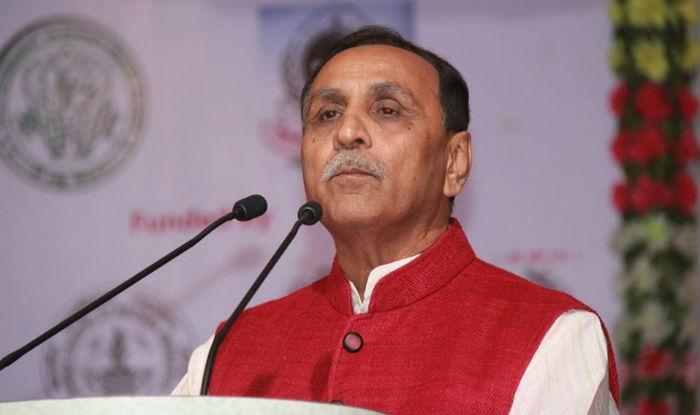 Gujarat CM Vijay Rupani