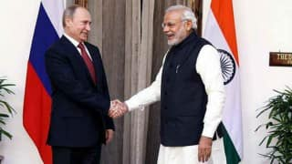 Russia refuses having 'tight' military ties with Pakistan, Putin says ties with India undilutable