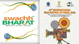 IFFI 2016 to screen short films on Swachh Bharat Abhiyan