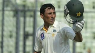Younis Khan rules himself out of first Test against West Indies