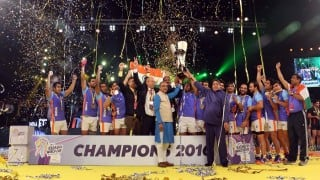 India vs Iran Final Highlights & Result, Kabaddi World Cup 2016: India crowned World Champions after 38-29 win