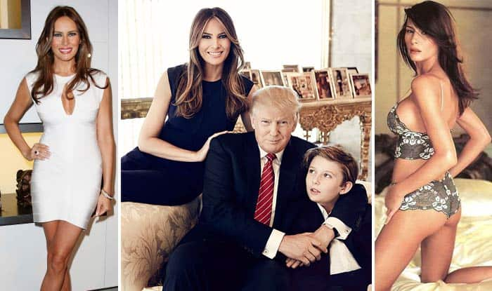 58ab4778366 Melania Trump : Donald Trump's wife and former model undergoes a ...