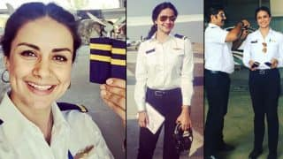 Gul Panag is now a certified pilot and we couldn't be more proud of this inspiring actress (See pictures)
