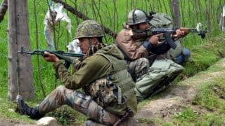 Jammu and Kashmir: Army kills two terrorists in encounter at Bandhipora district