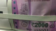 New currency notes worth over Rs 95 lakh sezied in…