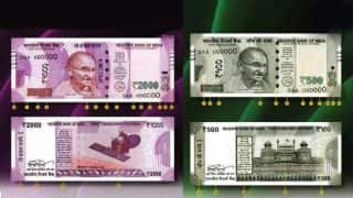 Here's how to identify 'fake' new Rs 500 and Rs 2000 notes