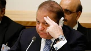 Sharif's Graft Cases Hearing Adjourned Till August 1