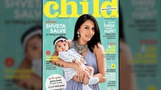 Shveta Salve and daughter Arya take cuteness to a whole new level on this magazine cover