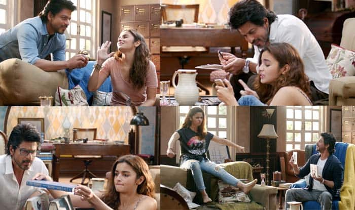 Alia & SRK's Song 'Love You Zindagi' Is Fresh and Peppy