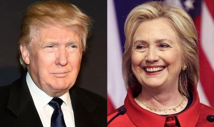 Trump, Clinton fight to win Florida on verge of election