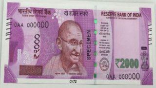 Telangana: 2 booked for circulating photocopy of Rs 2,000 note