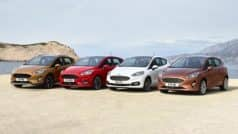 Next-gen Ford Fiesta 2017 unveiled; gets four variants