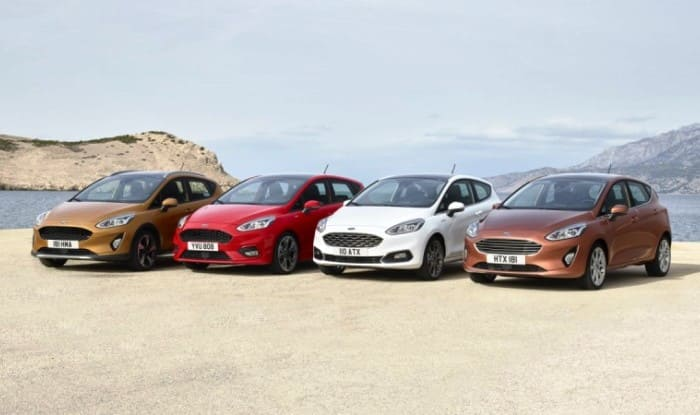 2017 Ford Fiesta unveiled
