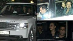 Salman Khan and Iulia Vantur have patched-up? (see pictures)