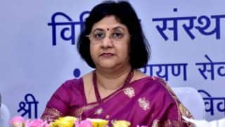 NRIs need to send someone with authority to exchange or deposit old currency: Arundhati Bhattacharya
