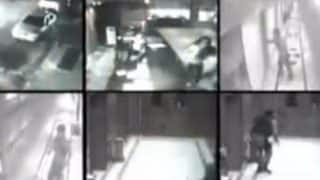 26/11 Mumbai terrorist attacks anniversary: Watch unseen CCTV footage of Pakistani terrorists inside Taj Mahal Palace hotel (Video)