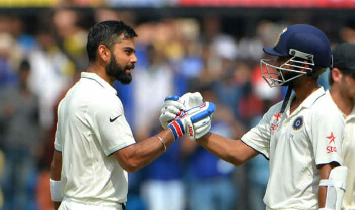 Stumps Live Score India Vs England St Test Day   England Lead By  Runs