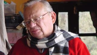Ruskin Bond conferred Lifetime Achievement Award for outstanding contribution to literature