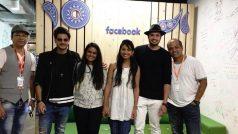 M-town celebs visit to Facebook Headquarters in Mumbai | ड्रीमर्स…