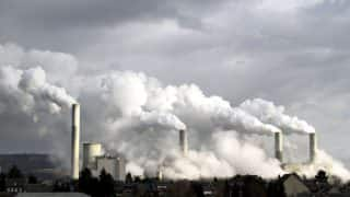 Cabon dioxide emissions level off, still too high to save climate: Report