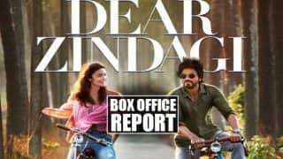 Dear Zindagi BO report: Shah Rukh Khan - Alia Bhatt's film gets an average start on opening day