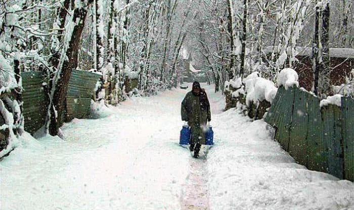 Night temperatures rise in Jammu and Kashmir