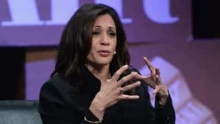 Indian-American Kamala Harris to take on Trump's immigration policies