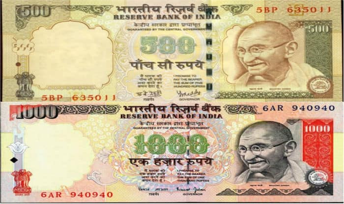 Rs 500 & 1000 notes scrapped: High-value notes demonetisation - It's 1978 redux!