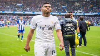 Injured Casemiro ruled out of Brazil squad for World Cup qualifiers