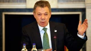 Colombian president laments plane crash that killed 71, including Brazilian soccers