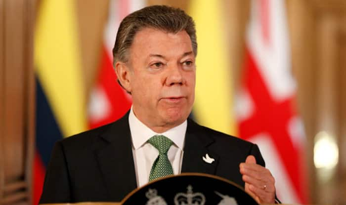 Juan Manuel Santos | Getty Images