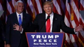 Donald Trump elected US President: The story behind business tycoon's race to the White House