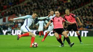 2018 World Cup Qualifiers: England sweep Scotland away, France hit back to win
