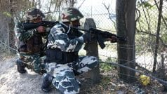 Two soldiers, 3 militants killed in J-K's Nagrota army camp…
